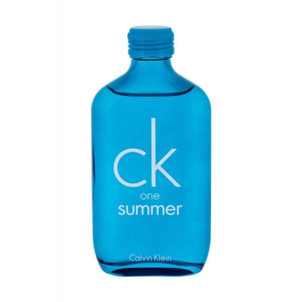 Calvin Klein CK One Summer 2018 (Tualettvesi, unisex, 100ml)
