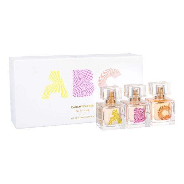 Karen Walker ABC Trio Set (Parfüüm, naistele, 3x30ml) KOMPLEKT!