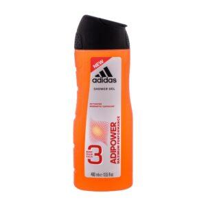 Adidas AdiPower (Duššigeel, meestele, 400ml)