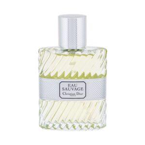Christian Dior Eau Sauvage (Tualettvesi, meestele, 50ml)