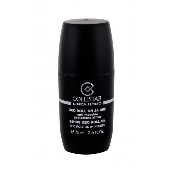 Collistar Linea Uomo 24hrs Deo Roll On (Deodorant, meestele, 75ml)