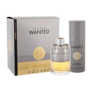 Azzaro Wanted (Tualettvesi, meestele, 100ml) KOMPLEKT!