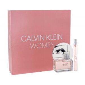 Calvin Klein Women (Parfüüm, naistele, 50ml) KOMPLEKT!