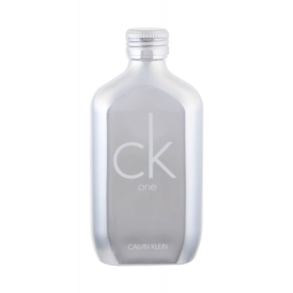 Calvin Klein CK One Platinum Edition (Tualettvesi, unisex, 100ml)