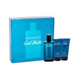 Davidoff Cool Water (Tualettvesi, meestele, 75ml) KOMPLEKT!
