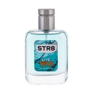 STR8 Live True (Tualettvesi, meestele, 50ml)