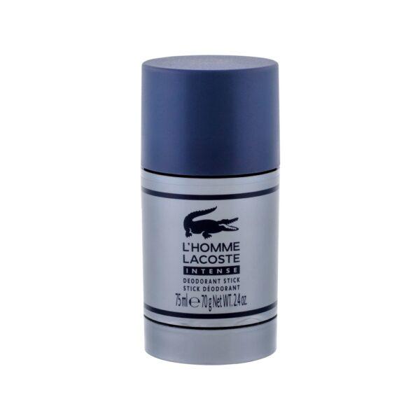 Lacoste L´Homme Lacoste Intense (Deodorant, meestele, 75ml)