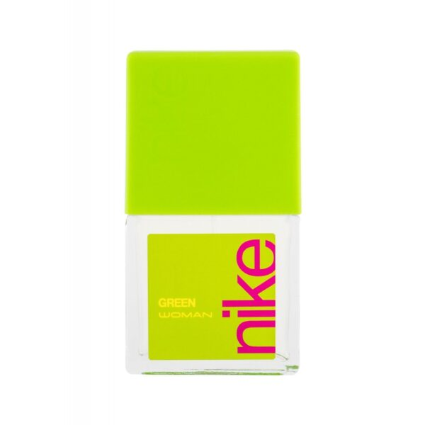 Nike Perfumes Green Woman (Tualettvesi, naistele, 30ml)