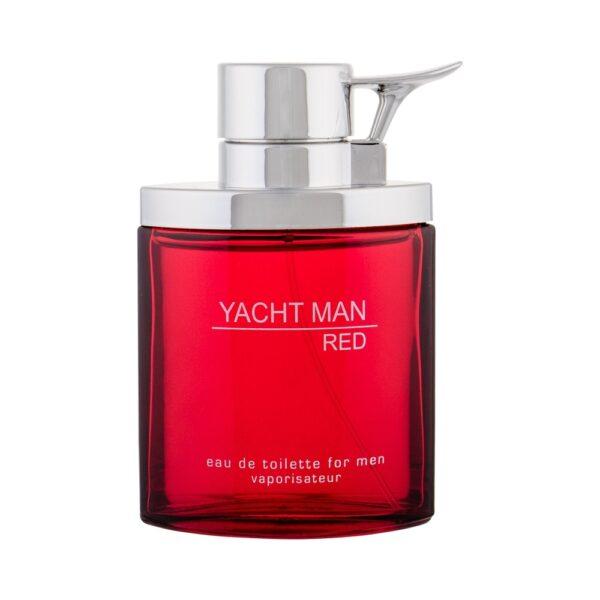 Myrurgia Yacht Man Red (Tualettvesi, meestele, 100ml)