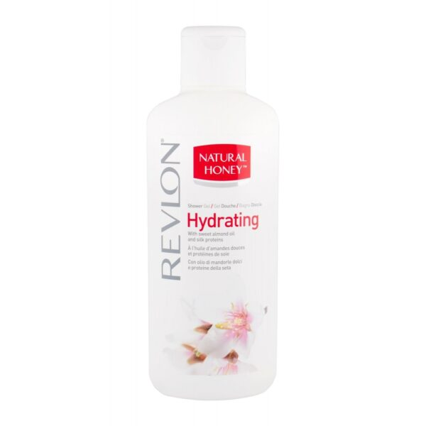 Revlon Natural Honey Hydrating (Duššigeel, naistele, 650ml)