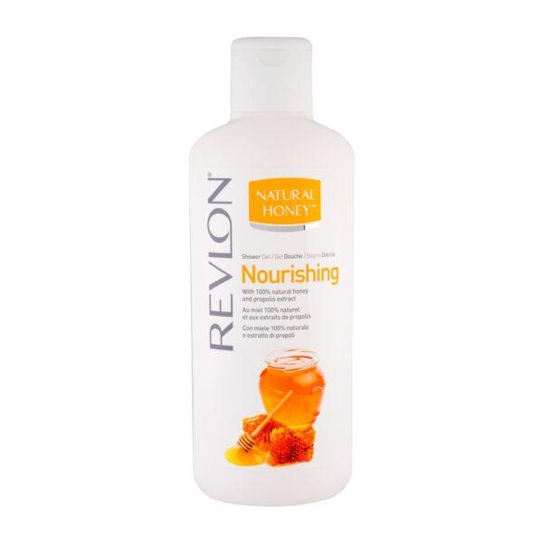 Revlon Natural Honey Nourishing (Duššigeel, naistele, 650ml)