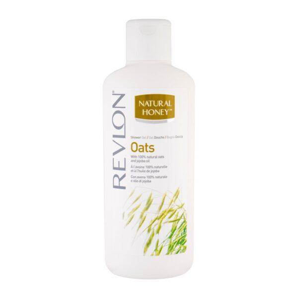 Revlon Natural Honey Oats (Duššigeel, naistele, 650ml)
