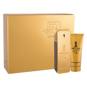Paco Rabanne 1 Million (Tualettvesi, meestele, 100ml) KOMPLEKT!