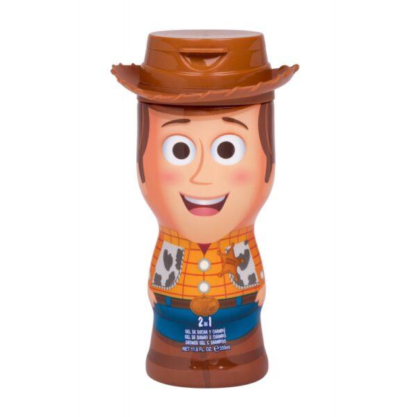 Disney Toy Story 4 Woody (Duššigeel, lastele, 350ml)