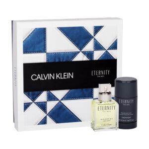 Calvin Klein Eternity (Tualettvesi, meestele, 50ml) KOMPLEKT!