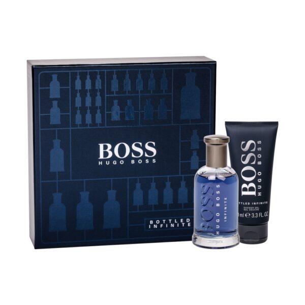 HUGO BOSS Boss Bottled Infinite (Parfüüm, meestele, 100ml) KOMPLEKT!