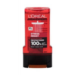 L´Oréal Paris Men Expert Stress Resist (Duššigeel, meestele, 300ml)