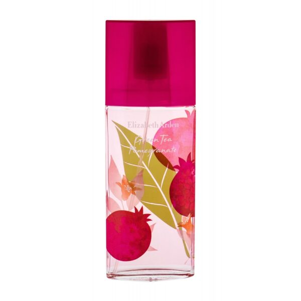 Elizabeth Arden Green Tea Pomegranate (Tualettvesi, naistele, 100ml)