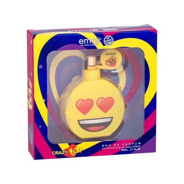 Emoji Crazy Love (Parfüüm, lastele, 50ml)