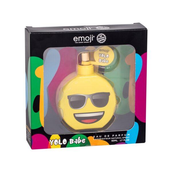 Emoji Yolo Babe (Parfüüm, lastele, 50ml)