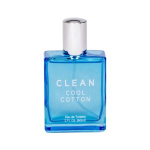 Clean Cool Cotton (Tualettvesi, naistele, 60ml)