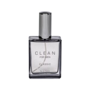 Clean For Men Classic (Tualettvesi, meestele, 60ml)