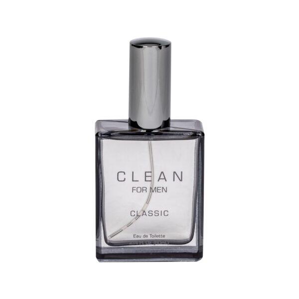 Clean For Men Classic (Tualettvesi, meestele, 60ml)