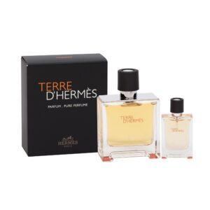 Hermes Terre d´Hermes (Parfüüm, meestele, 75ml) KOMPLEKT!