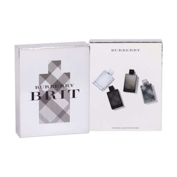 Burberry Brit Collection (Tualettvesi, meestele, 4x5ml) KOMPLEKT!