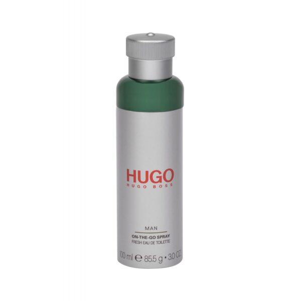 HUGO BOSS Hugo Man On-The-Go (Tualettvesi, meestele, 100ml)