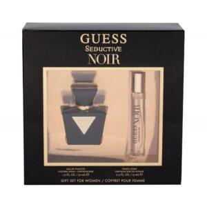 GUESS Seductive Noir (Tualettvesi, naistele, 30ml) KOMPLEKT!