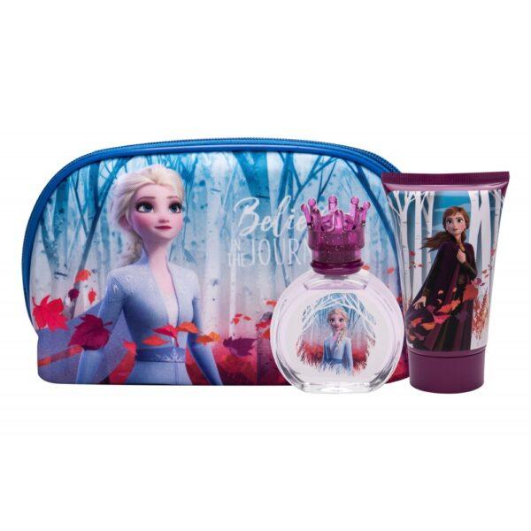 Disney Frozen II (Tualettvesi, lastele, 50ml) KOMPLEKT!