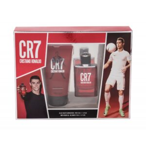 Cristiano Ronaldo CR7 (Tualettvesi, meestele, 30ml) KOMPLEKT!