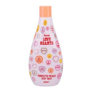 Swizzels Love Hearts Perfectly Peach (Duššigeel, lastele, 400ml)