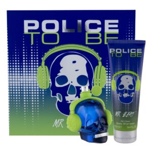 Police To Be Mr Beat (Tualettvesi, meestele, 75ml) KOMPLEKT!