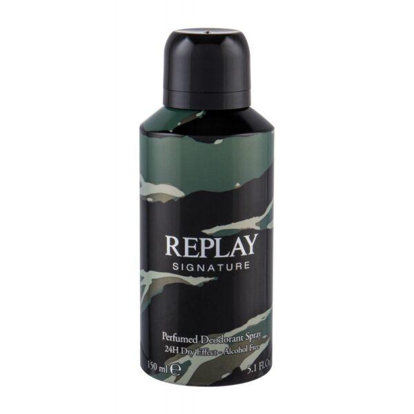 Replay Signature (Deodorant, meestele, 150ml)