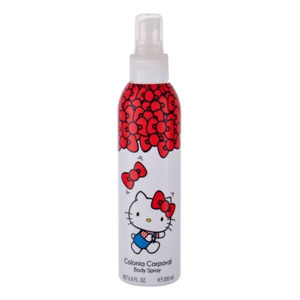 Hello Kitty Hello Kitty (Kehasprei, lastele, 200ml)