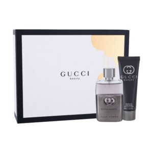 Gucci Guilty Pour Homme (Tualettvesi, meestele, 50ml) KOMPLEKT!