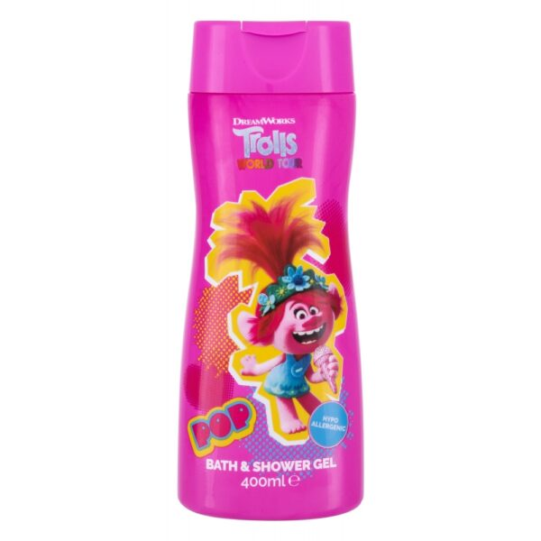 DreamWorks Trolls World Tour (Duššigeel, lastele, 400ml)