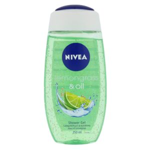 Nivea Lemongrass & Oil (Duššigeel, naistele, 250ml)
