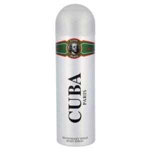 Cuba Green (Deodorant, meestele, 200ml)
