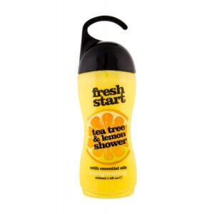 Xpel Fresh Start Tea Tree & Lemon (Duššigeel, naistele, 400ml)