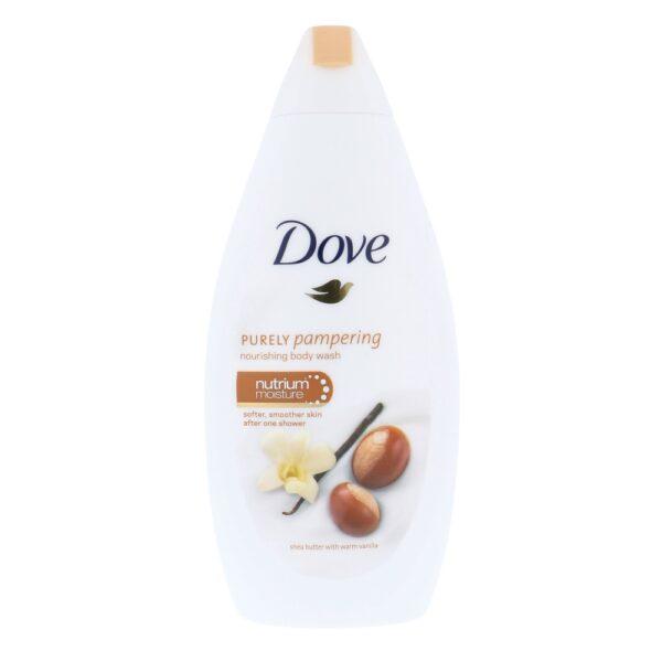 Dove Purely Pampering Shea Butter (Duššigeel, naistele, 500ml)