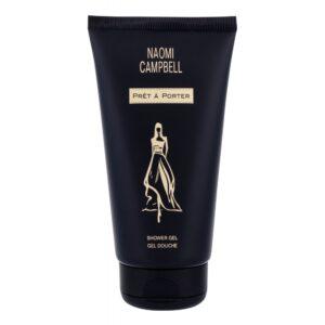 Naomi Campbell Pret a Porter (Duššigeel, naistele, 150ml)