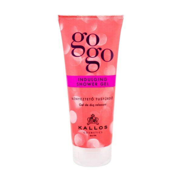 Kallos Cosmetics Gogo Indulging (Duššigeel, naistele, 200ml)