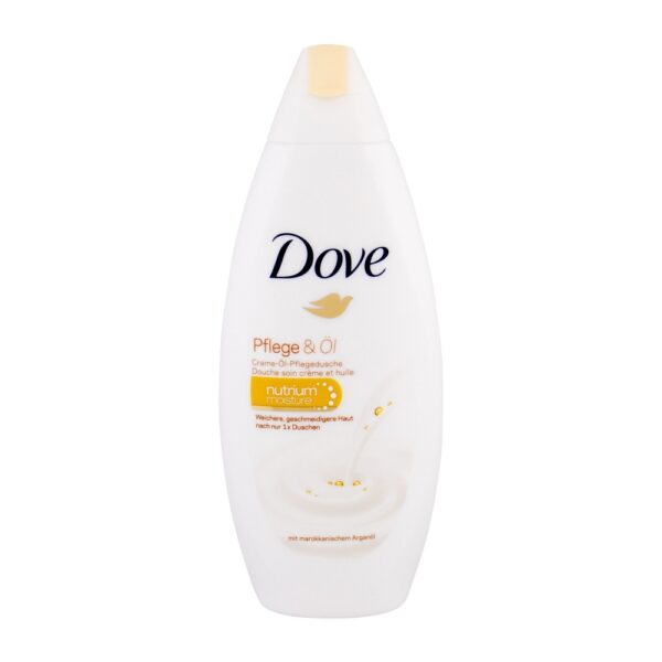 Dove Nourishing Care & Oil (Duššigeel, naistele, 250ml)