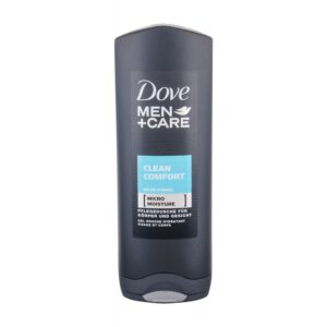 Dove Men + Care Clean Comfort (Duššigeel, meestele, 250ml)
