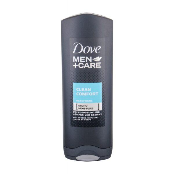 Dove Men + Care Clean Comfort (Duššigeel, meestele, 250ml)