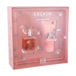 ESCADA Celebrate Life (Parfüüm, naistele, 30ml) KOMPLEKT!