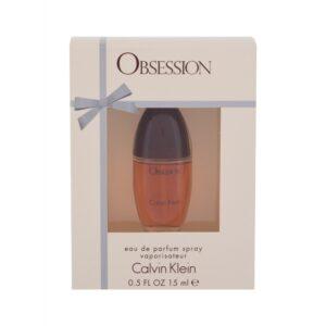 Calvin Klein Obsession (Parfüüm, naistele, 15ml)